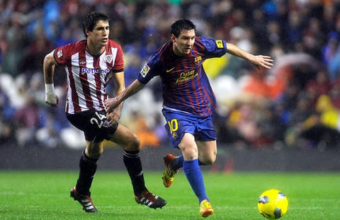 Ver Barcelona vs Athletic Bilbao En VIVO