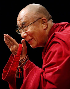 Dalai Lama disse...