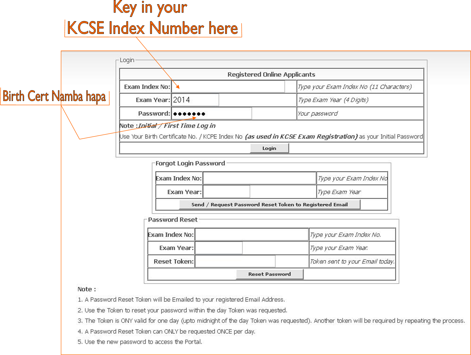 How to check your kuccps revision results bettu kuccps admission list out 1betcityfo Gallery