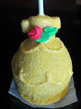 Eating Disneyland - Happy Birthday