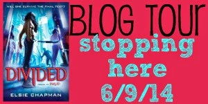 Divided (Dualed #2) Blog Tour