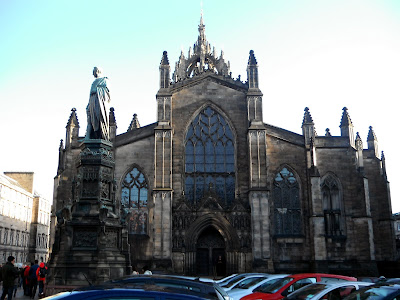 Catedral St Giles , Royal Mile