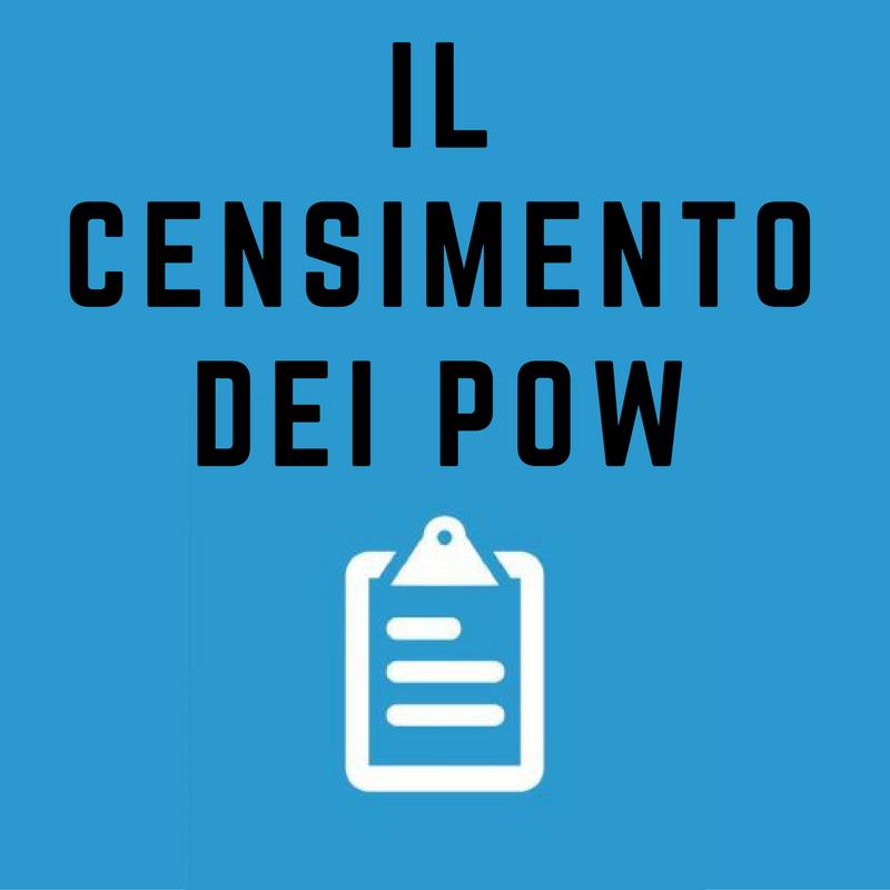 Censimento POW