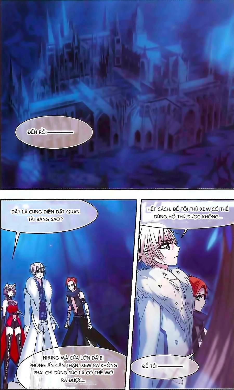 Huyết Tộc Cấm Vực chap 67 page 18 - IZTruyenTranh.com