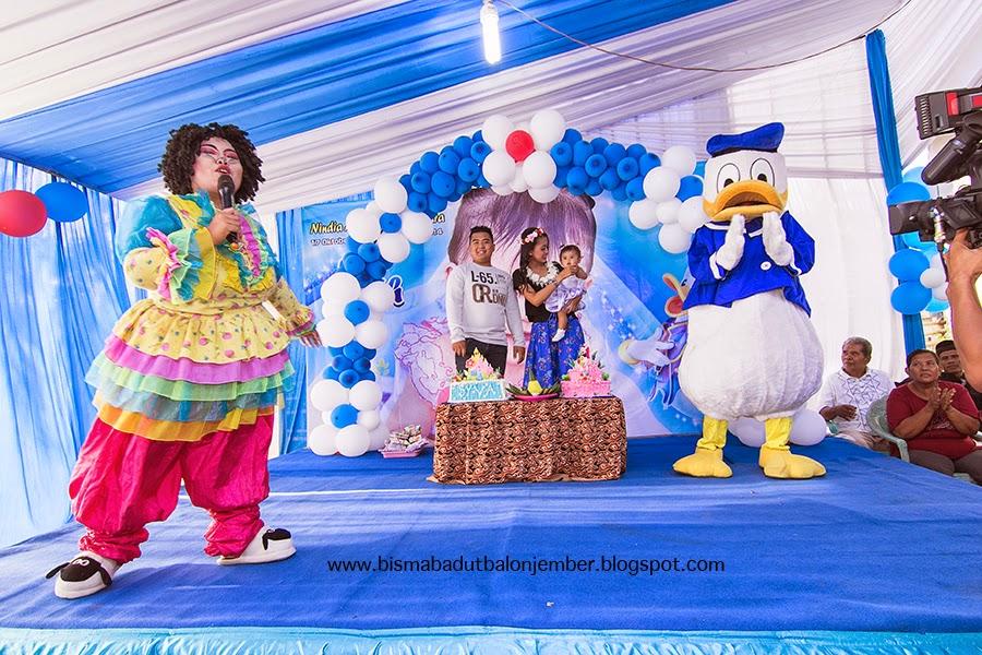 Badut dekor balon mc magician jember lumjng banyuwngi for Dekor ulang tahun