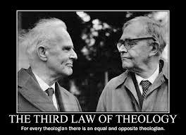 karl barth, schleiermacher, theology, theologians, disagreement