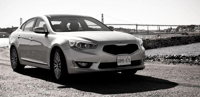 2014 Kia Cadenza Macdonald Bridge Halifax