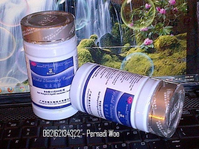 World Slimming Capsule Woo Tekh: Pelangsing WSC Biolo ...