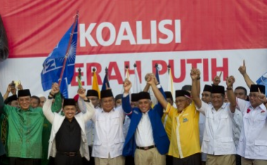 Sikap Prabowo Hatta Atas Putusan MK