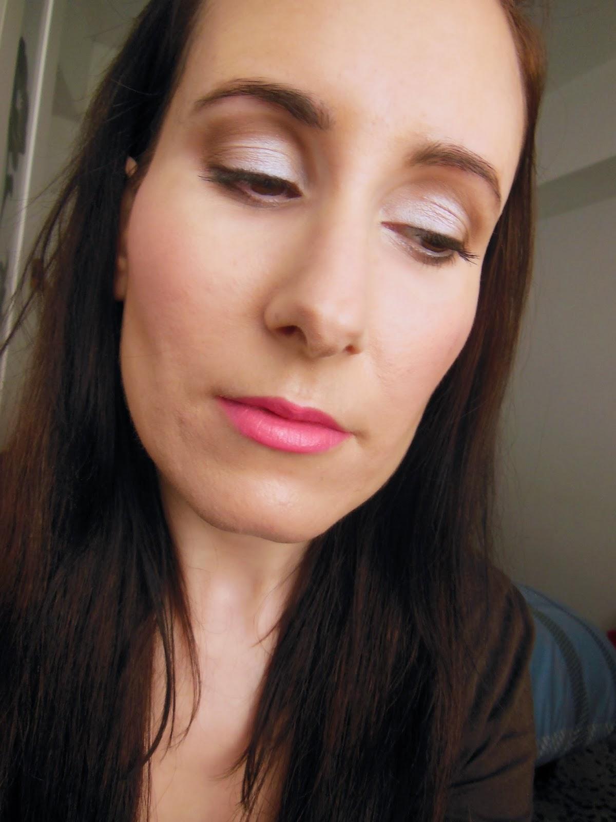 Look: Maquillaje de novia