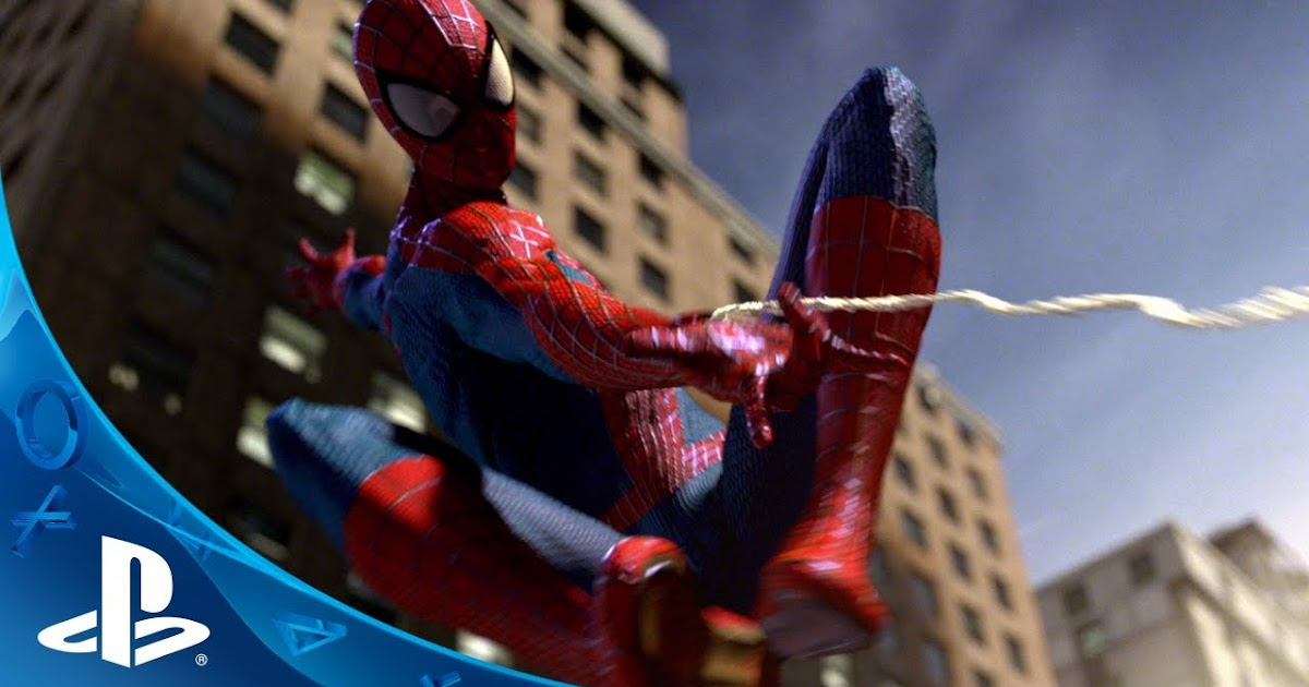 P Spiderman Games (What's The) Name Of T...