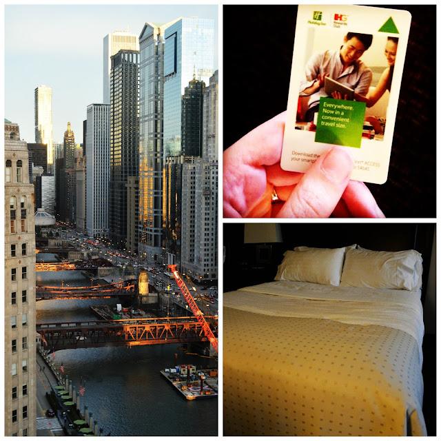 Mom's Getaway at Holiday Inn Chicago
