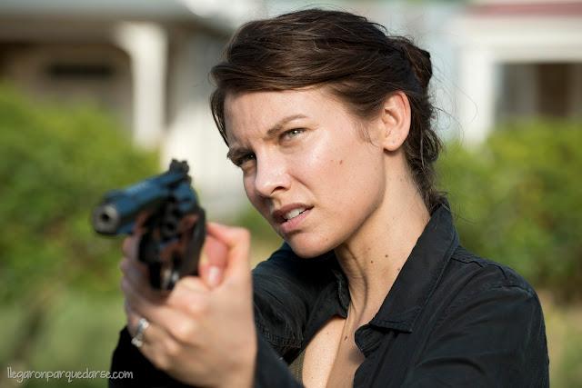 TWD 6x02 - Maggie Greene (Lauren Cohan)
