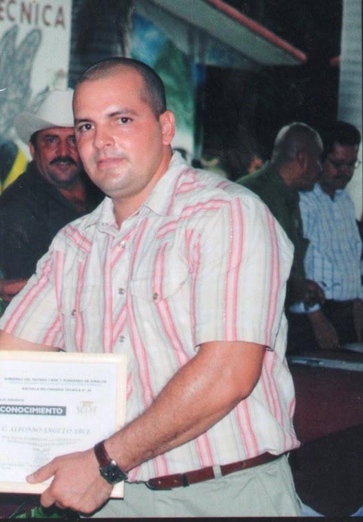 Alfonso Angulo - Síndico de Juan Aldaama