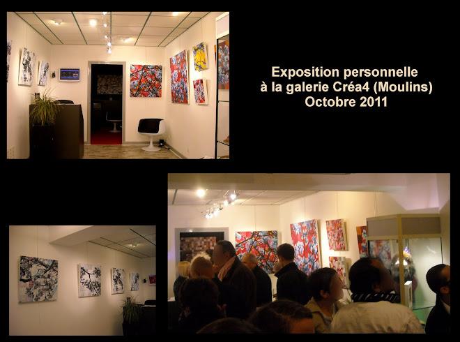 Exposition galerie Créa4