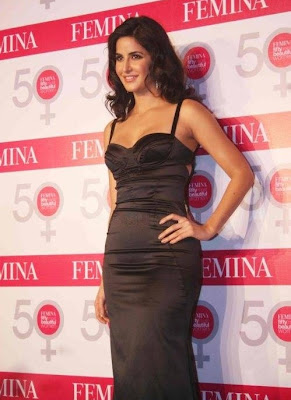 Katrina Kaif Unveils Femina 50 most beautiful Women Photos