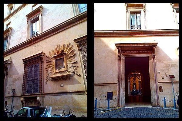 Palazzo Lante w Rzymie