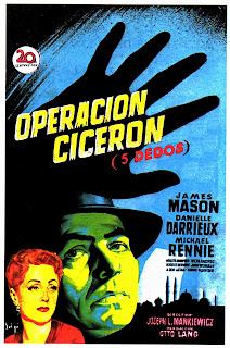 Operación Cicerón Poster