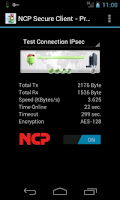 FOTO: Divulgação do VPN em ambiente Android