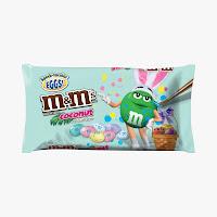 M&M's Pâques  Noix de coco