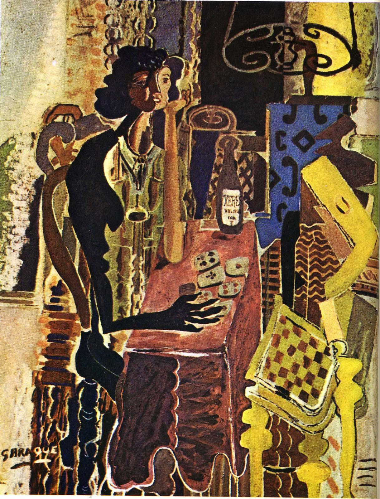 georges braque Why georges braque considered one of the most important artists of the 20th century, georges braque's prints are dynamic braque's cubism, still life, birds, and flowers speak to change and.