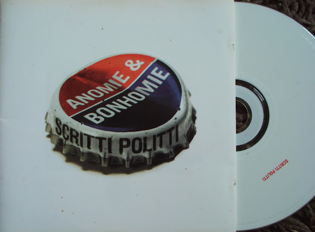 Scritti Politti - Anomie & Bonhomie on Virgin Records 1999
