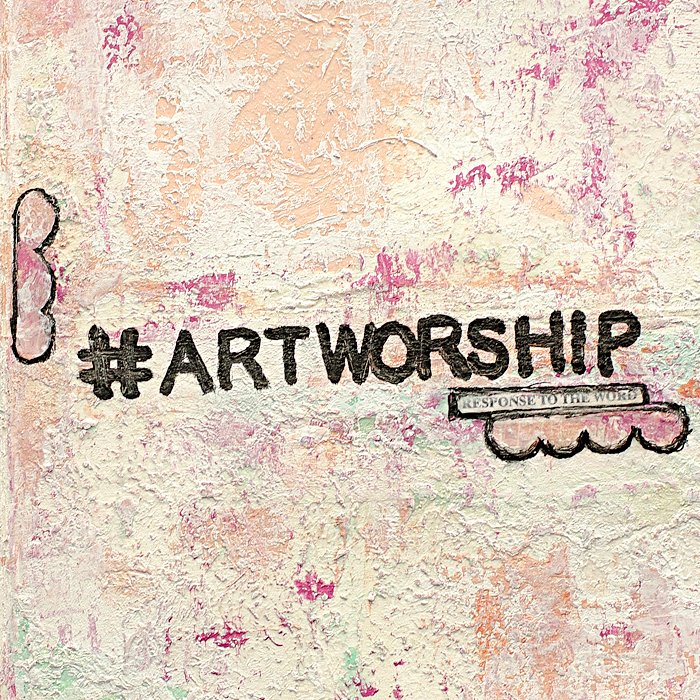Truth Scrap: celebrating the intersection of faith and art... sneak peeks of Heather Greenwood's mixed media art worship art journals and the class she'll be teaching