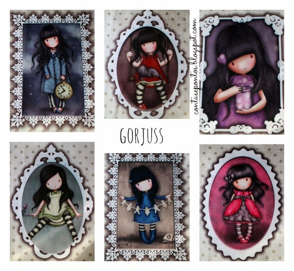 tecido gorjuss girls