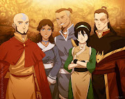 Old Team Avatar Vector. Home » Avatar » The Legend of Aang » The Legend of .