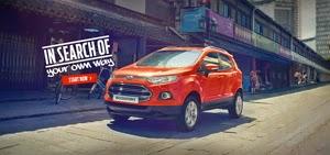 Ford EcoSport 2013 Bandung