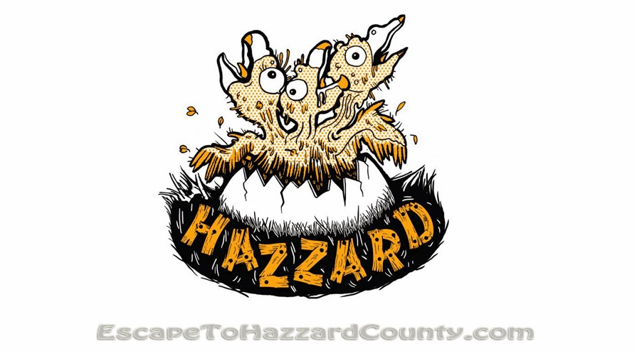 ESCAPE TO HAZZARD COUNTY