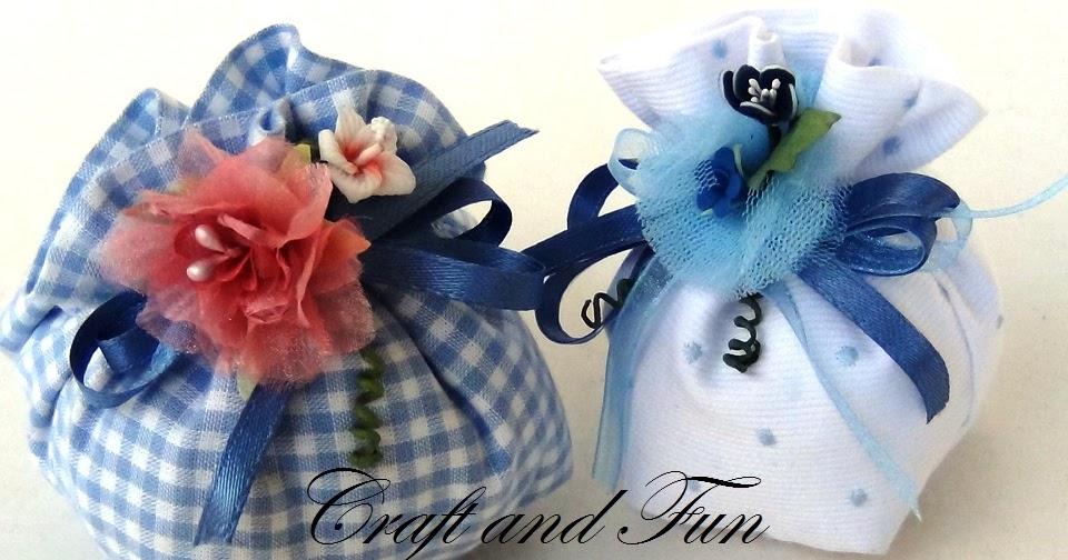 Riciclo creativo craft and fun sacchetti per confetti for Sacchetti di carta fai da te