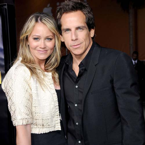 Ben Stiller Wife Images 2011   All About Hollywood
