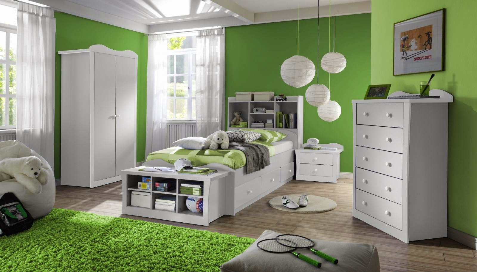 Ideas For Teenage Girls Bedrooms