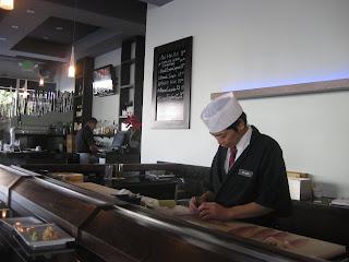 San Diego: Hane Sushi