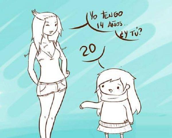 Cuántos años tienes