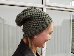 Eleanor's Blackberry Beanie