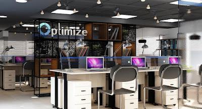 Câu chuyện văn phòng cá tính công ty Optimize Solution Corp