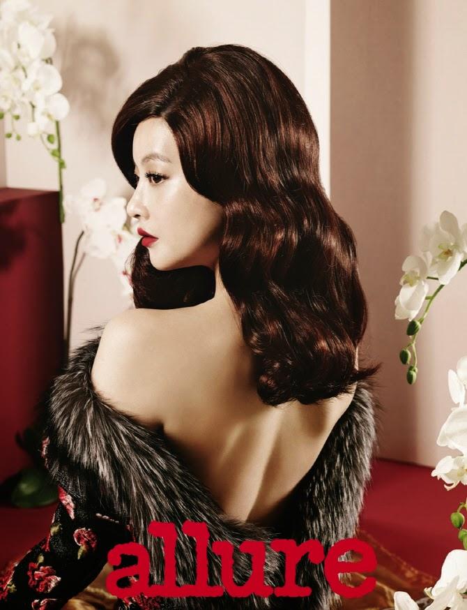 Oh Yeon Seo - Allure November 2014
