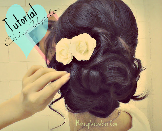 wedding updos how to Beauty and The Beast Hairstyle