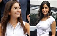 Katrina's new lookalike Camilla Belle Speedy Singhs star