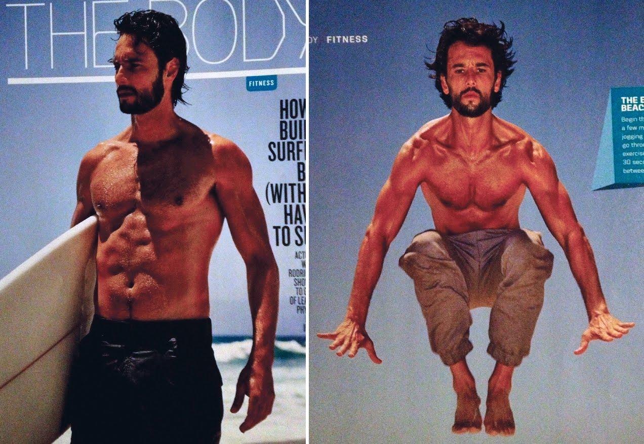 Chris Meloni Brian Bloom Beautiful shirtless people: brazilian hunk actor rodrigo santoro shirtless