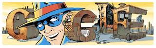 Google Logo - Will Eisner Birthday Celebration