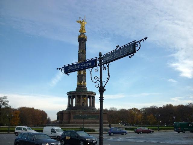 cosa vedere a berlino, tiergarten
