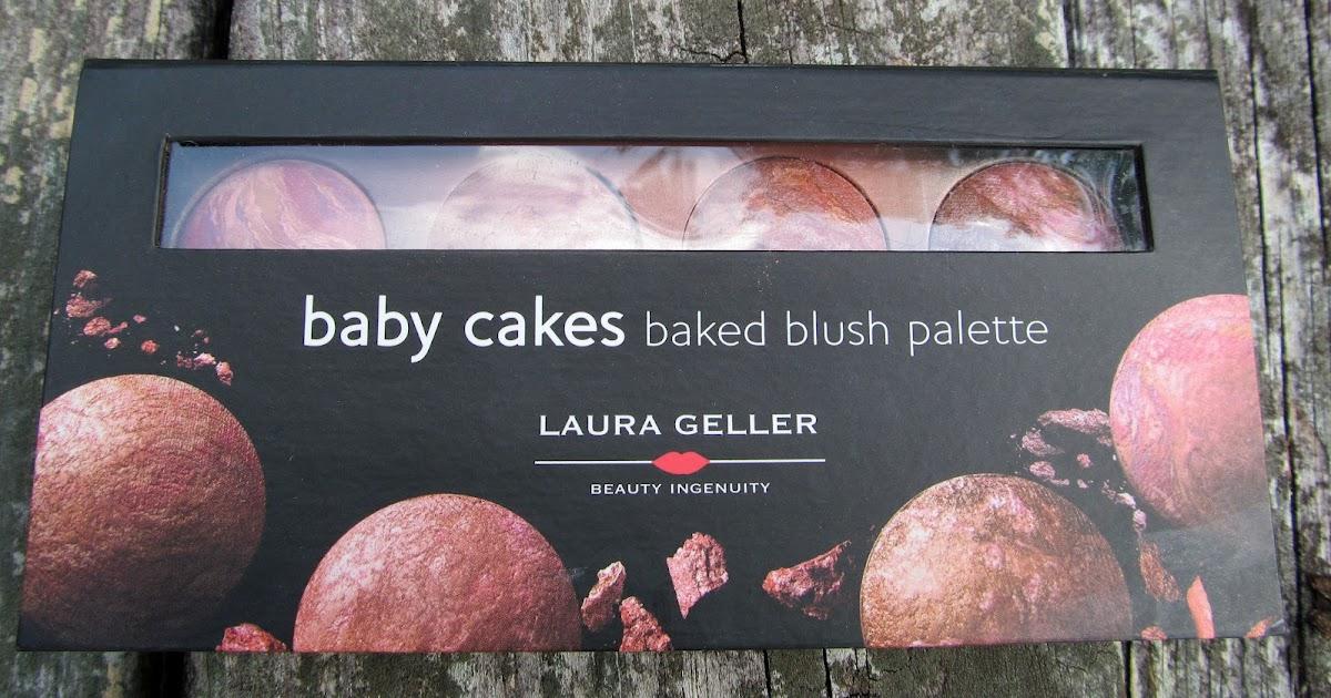 Laura Geller Baby Cakes Blush Palette