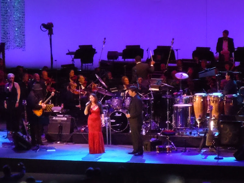 Hollywood Bowl Gloria Estefan Harry Connick Jr