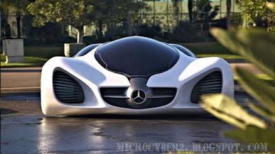 Mercedes Benz Biome