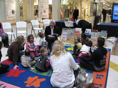 Literacy Day 2013, Devonshire Mall, Windsor, ON