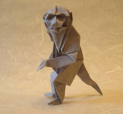 Origamis de Akira Yoshizawa