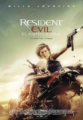 Resident Evil Capitulo Final en Español Latino